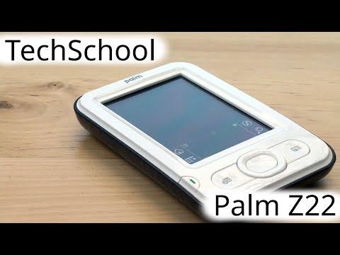 TechSchool - Palm Z22