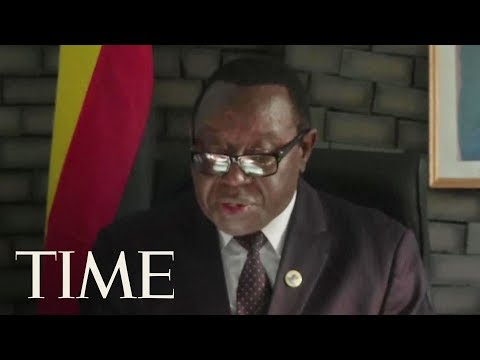 Unrest Growing In Zimbabwe As Tanks Close In On Capital, Vice President Fired | TIME