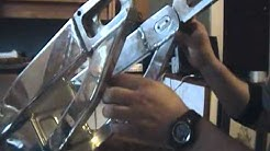 Swingarm extension blocks from Spencercycle.com