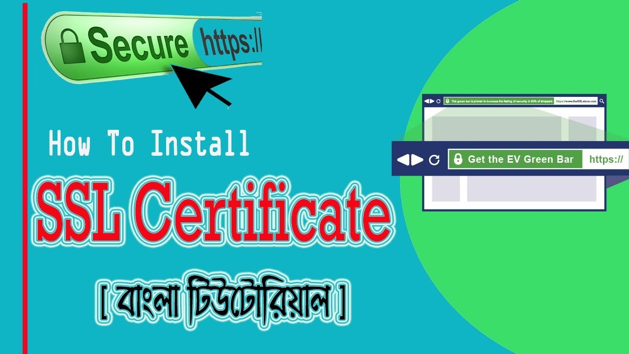 How To Install Ssl Certificate Ssl Certificate Activate With