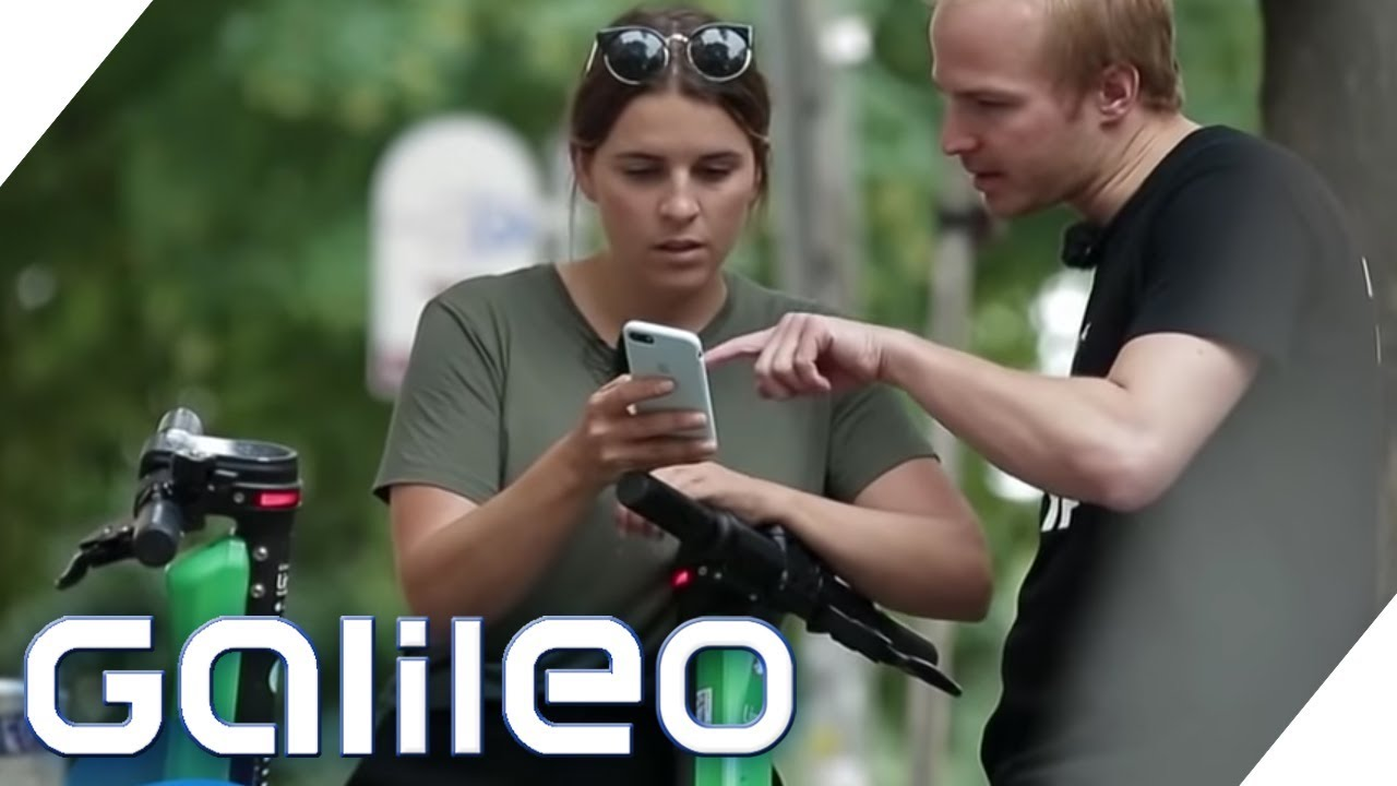 Geld verdienen als Juicer - Lohnt sich das Scooter-Laden? | Galileo | ProSieben