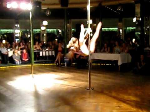 dieta per pole dancer