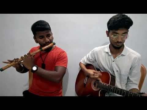 Janam Janam Sath Chalna (Dilwale) Song On Flute With Guitar.
