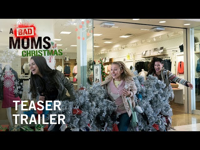 A Bad Moms Christmas Dvd Cover.A Bad Moms Christmas 2017 Mila Kunis Kristen Bell
