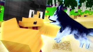 Beach Puppy  | Love~Love Paradise MyStreet [S2:Ep.2 Minecraft Roleplay]