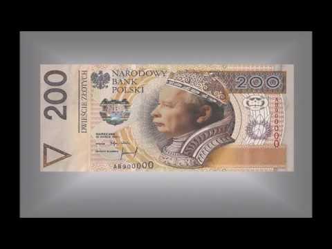 Nowe banknoty polskie. New banknotes Polish. - YouTube
