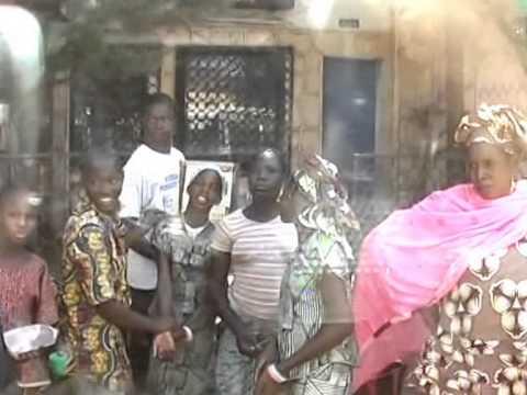 Africa....Mali ...Bamako... city  tour... podróż  po  mieście