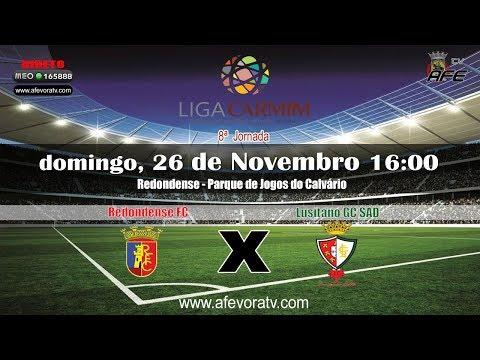 Liga CARMIM 2017/2018, 8ª Jornada - RFC 2x1 LGC SAD