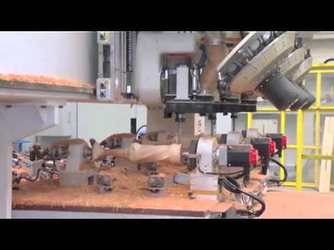 CMS CNC machines