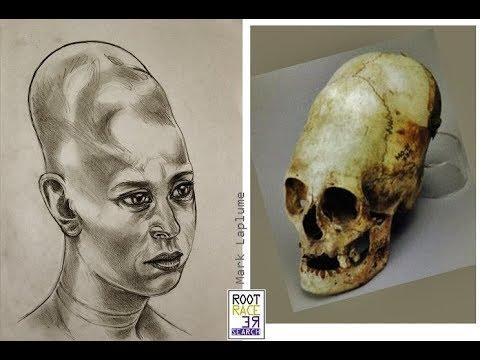 DNA Results Of The Paracas Elongated Skulls Of Peru: Part 5: More Facial Reconstruction