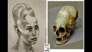 DNA Results Of The Paracas Elongated Skulls Of Peru: Part 5: More Facial Reconstruction