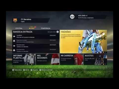 FIFA 16, 17 y 18 Como Subir a tu Jugador a 99 Media en 4 minutos
