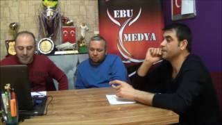 EBU MEDYA - UZUN YUSUF FUTBOL TURNUVASI 2 HAFTA C GURUBU