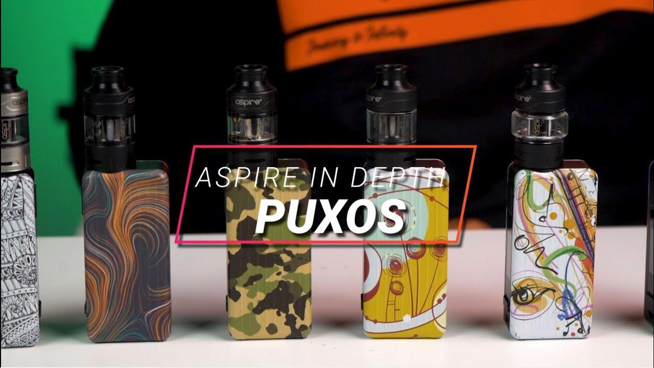 Aspire in Depth - Puxos Kit