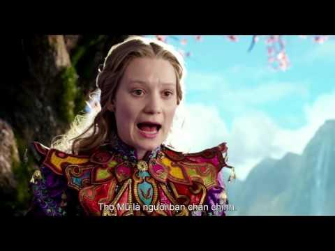 ALICE Ở XỨ SỞ TRONG GƯƠNG - Trailer E