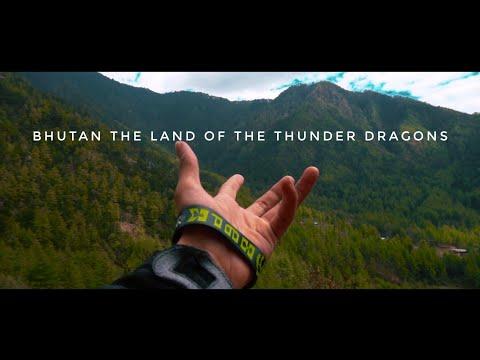 Bhutan-The land of the thunder dragons