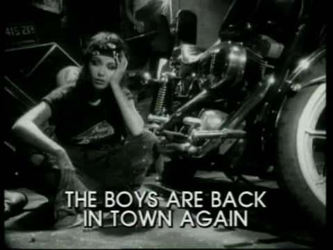 Thin Lizzy - The Boys Are back In Town Karaoke.mpg