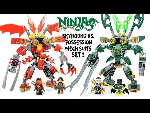 Lego Ninjago Skylor Skybound Minifigure with weapon new  2017 minfig