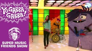 Some Things are Big, Some Things are Small - Jem - Yo Gabba Gabba!