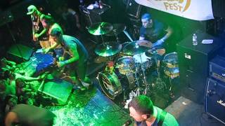 New found glory - Sonny May 19th 2013 Pouzza Fest 2013 (Day 3) Mont...