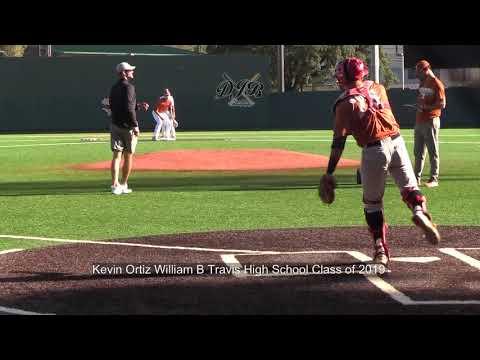 Kevin Ortiz William B Travis High School Class of 2019 II