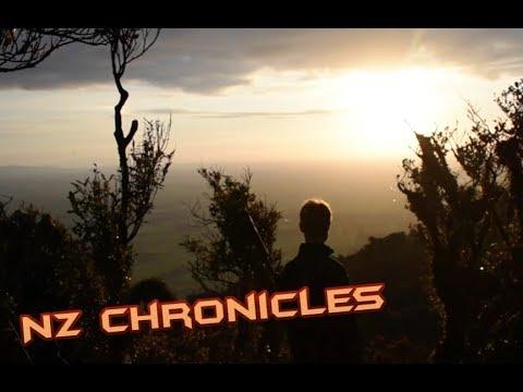 Exploration Hunt In The Kaimai Ranges - NZ Chronicles