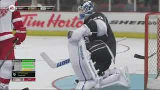Playing RANK 2 in the WORLD  (NHL 14 HUT)