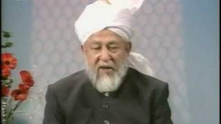 Liqa Ma'al Arab #154 Question/Answer English/Arabic by Hadrat Mirza Tahir Ahmad(rh), Islam Ahmadiyya