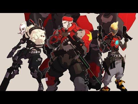 What Overwatch Heroes Looked Like In TITAN