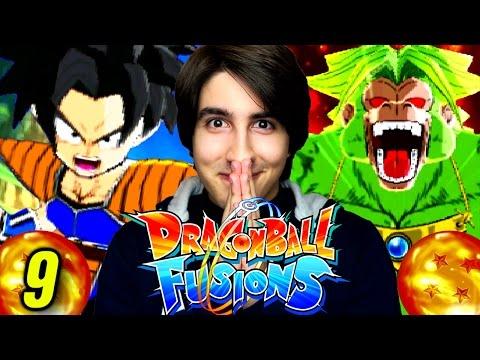 BROLY GRANDE SCIMMIA! MIRA E TOWA OSCURI! Dragon Ball Fusions #9 Gameplay Walkthrough ITA