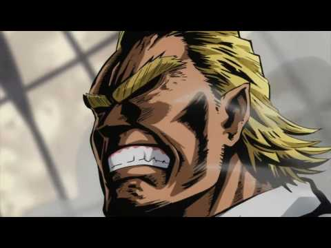 All Might Gon Give It To Ya