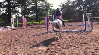 Jumping Lesson xx