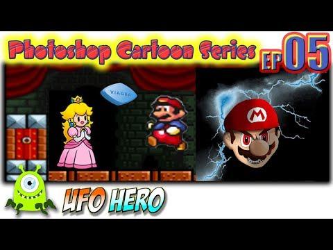 Stupid Super Mario Party Princess Kill Enemy (Cartoon Maker Evil Killer SuperMario Parody World)