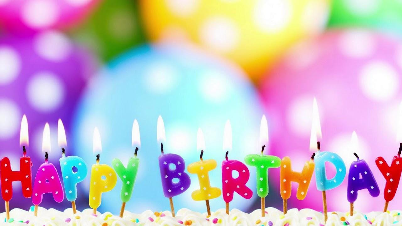 happy birthday full hd youtube