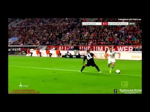 Bayer Leverkusen 1:1 Bayern München All Goals HD