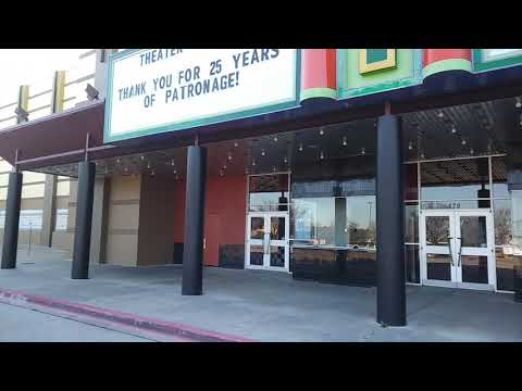 Lewisville Texas Cinemark Movies 8 Closed After 25 Years