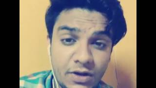 "Barish Half Girlfriend movie orgnal diffrent spacial soulful melody beat cover by ""Mr. Harry """