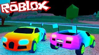I SPEND $500,000 IN A COCHAZO JAILBREAK ROBLOX