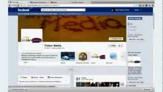 Facebook: How to Like another Page as Your Page