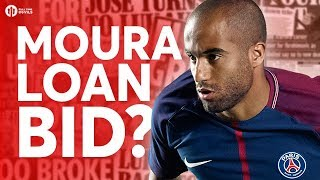MOURA LOAN BID? Manchester United Transfer News Today! #4