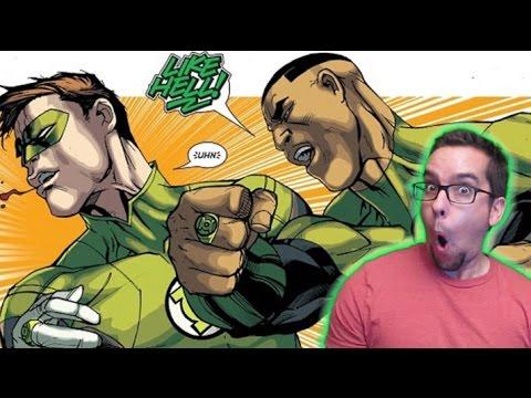 Green Lantern Corps Lands David Goyer as Writer with Hal Jordan and John Stewart Confirmed