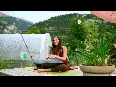 "HANG CONCERT NADA´S WORLD ""Nada´s Café"" @ GmüesStock OPEN AIR Permaculture Schweibenalp"