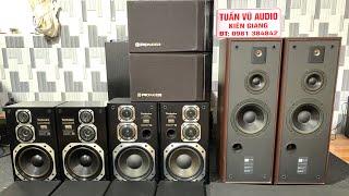 (Đã Bán) Loa Karaoke Pioneer V26 và Loa nghe nhạc JBL 3900 .LH 0981384842