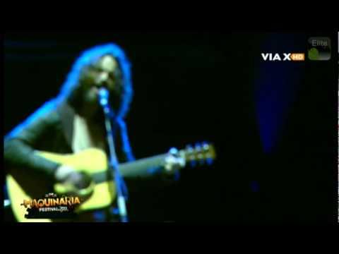 Chris Cornell - Wide Awake, Chile Maquinaria 2011
