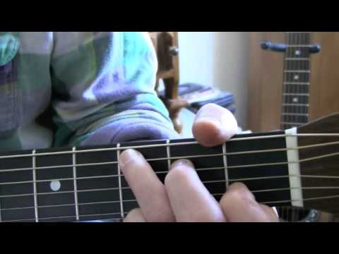 Moving Between Chords Using a Fill in C - YouTube