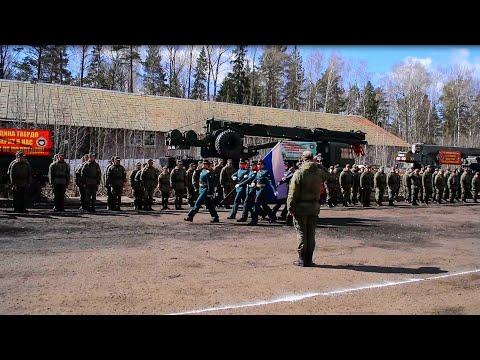 Убытие военных железнодорожников из Удмуртии для строительства второй ветки БАМа