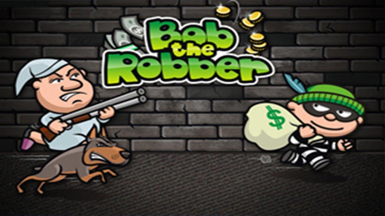 robbery bob da