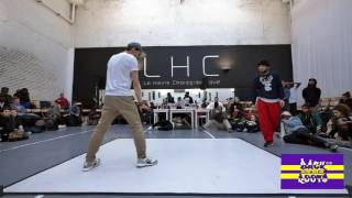 DEFI RESPECT OR NOT (RESPECT)   Aaron Evo  VS Mehdi     Back To The Roots 3 ème édition    2017