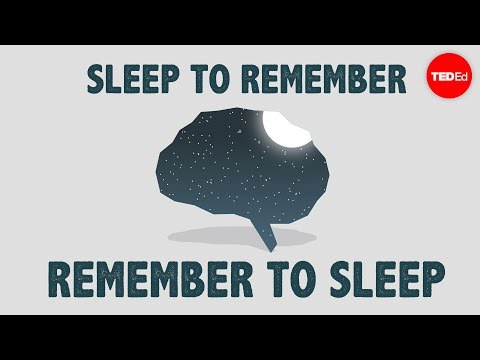 The benefits of a good night's sleep - Shai Marcu