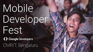Mobile Developer Fest CMRIT, Bangalore